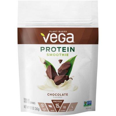 Vega Choc-A-Lot Flavor Protein Smoothie Instant Powder Drink Mix
