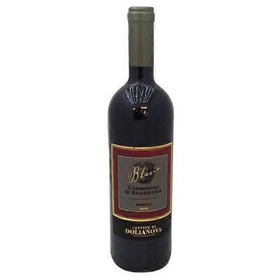 Cantine Di Volianova 2010 Riserva Blasio Cannonau Di Sardegna Red Wine