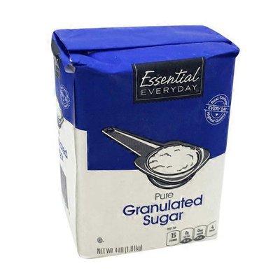Essential Everyday Pure Granulated Sugar