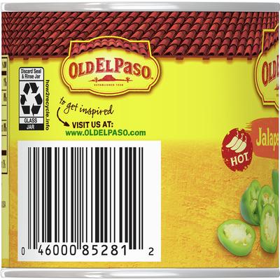 Old El Paso Pickled Jalapeno Slices