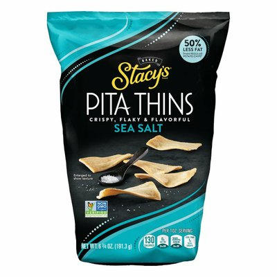 Stacy's Pita Thins Sea Salt