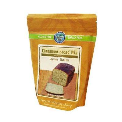 Authentic Foods Gluten Free Wheat Free Cinnamon Bread Mix