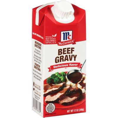 McCormick® Simply Better Beef Gravy