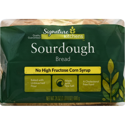 Signature Bread, Sourdough
