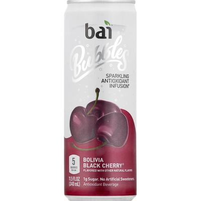 Bai Bolivia Black Cherry, Sparkling Antioxidant Infused Beverage