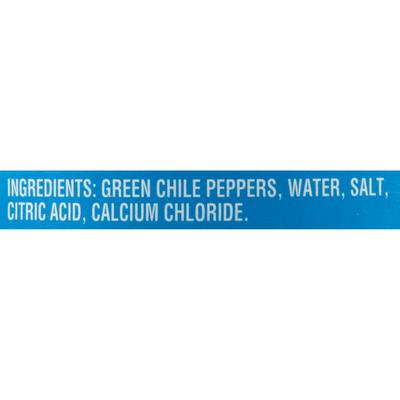 Ortega Fire Roasted Mild Diced Green Chiles