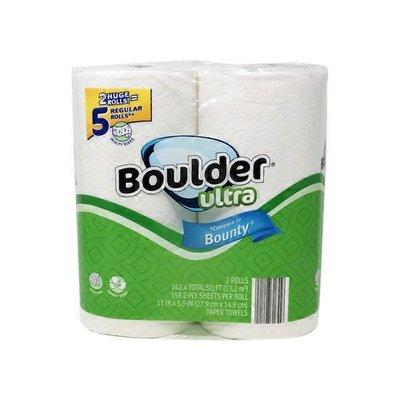 Boulder 158 Sheets Multisize Paper Towel