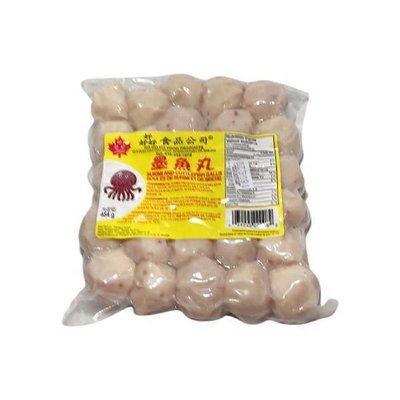 Ho Ho Ho Cuttlefish Ball