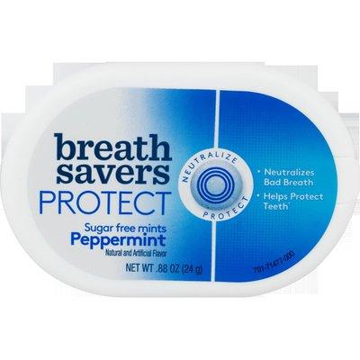 BreathSavers Mints, Sugar Free, Peppermint