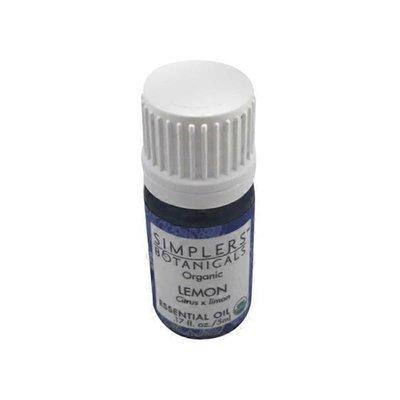 Simplers Botanical Co Organic Lemon