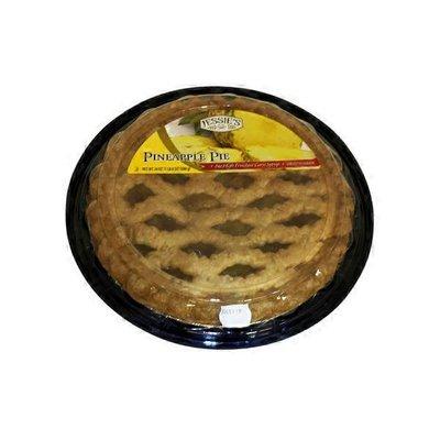 Jessie Lord Bakery Pineapple Lattice Pie