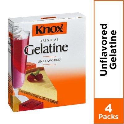 Knox Original Unflavored Gelatin