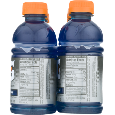 Gatorade Grape Artificially Flavored Thirst Quencher
