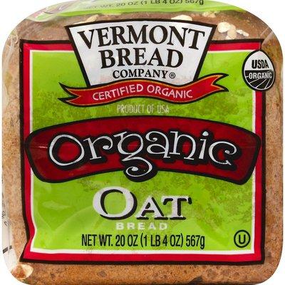 Vermont Bread Company Bread, Oat