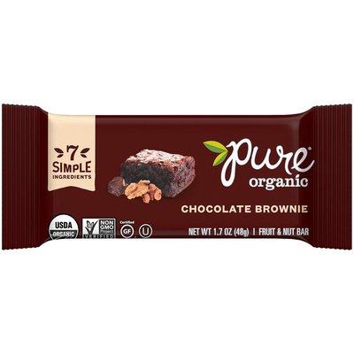 Pure Organic Brownie Bar, Cocoa