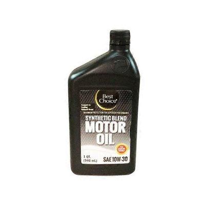 Best Choice 10W-30 Motor Oil