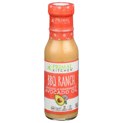 Primal Kitchen Dressing & Marinade, BBQ Ranch