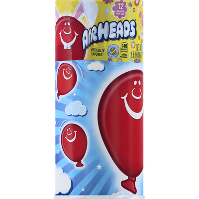 AirHeads Candy, Bars, Mini, Assorted