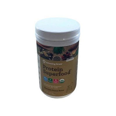 Amazing Grass Superfood Protein Chocolate Peanut Butter