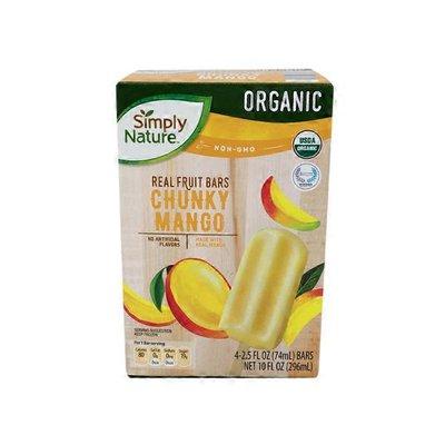 Simply Nature Mango Organic Fruit Bars