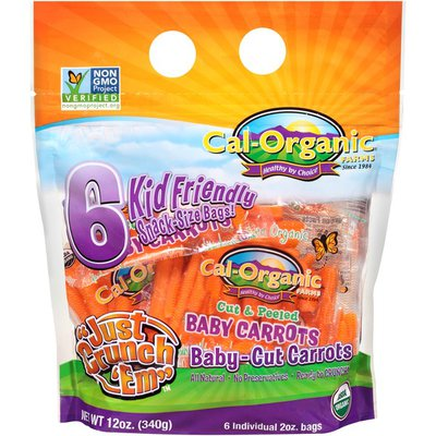 Grimmway Farms Organic Baby-Cut Carrots