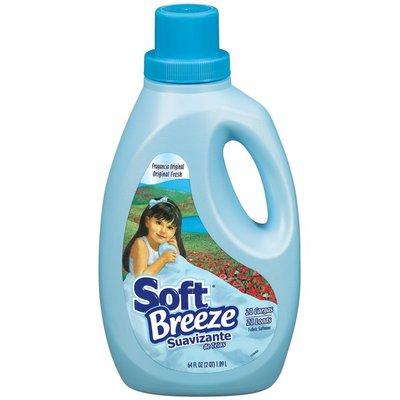 Soft Breeze Original Fresh Liquid 21 Loads Fabric Softener