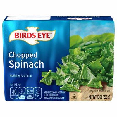 Birds Eye Spinach, Chopped