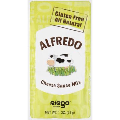 Riega Cheese Sauce Mix, Alfredo