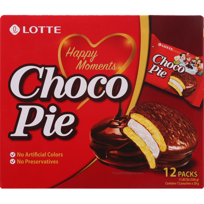 Koala's March Choco Pie, Happy Moments