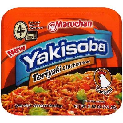Maruchan Yakisoba, Teriyaki Chicken Flavor