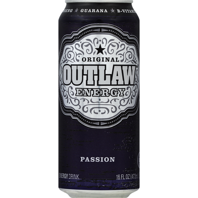 Outlaw Energy Drink, Passion