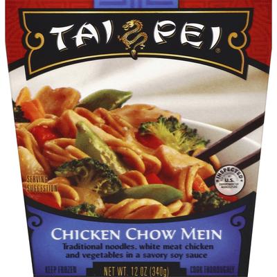 Tai Pei Chicken Chow Mein