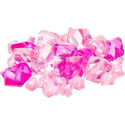 Petco Pink Princess Gems Gravel Aquarium Accents