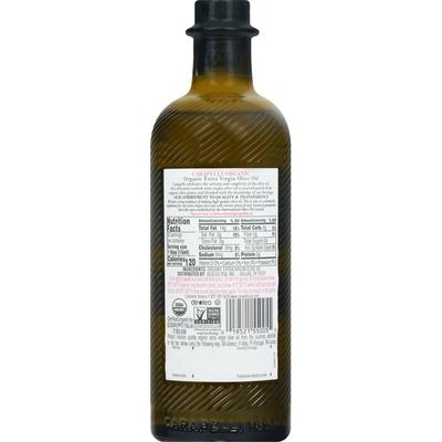 Carapelli Olive Oil, Organic, Extra Virgin