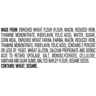 Pepperidge Farm®  Mini Plain Bagels