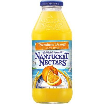 Nantucket Nectars Premium Orange Juice Drink
