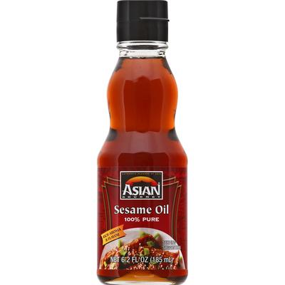 ASIAN GOURMET Sesame Oil, 100% Pure