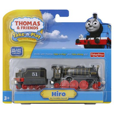 Fisher-Price Thomas the Train, James, Blister Pack