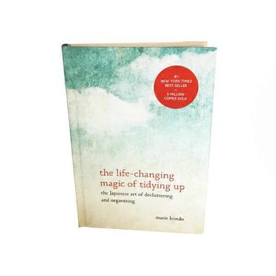 The Life-Changing Magic of Tidying Up: The Japanese Art of Decluttering & Organizing Hardcover