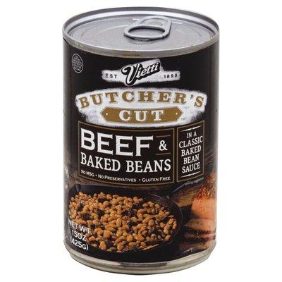 Vietti Beef & Baked Beans