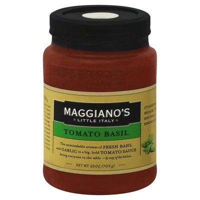 Maggianos Tomato Basil Sauce