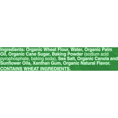 Immaculate Baking Organic Crescent Rolls, 8 Count