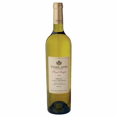 Terlato Vineyards Pinot Grigio, Friuli Colli Orientali, 2016