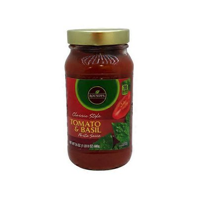 Roundy's Tomato & Basil Pasta Sauce