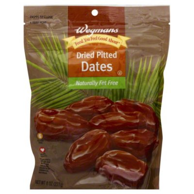 Wegmans Food You Feel Good About Dried Pitted Dates