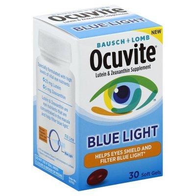 Bausch & Lomb Ocuvite, Blue Light, Softgel