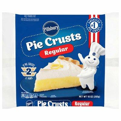 Pillsbury Regular Pie Crusts, 2 Count