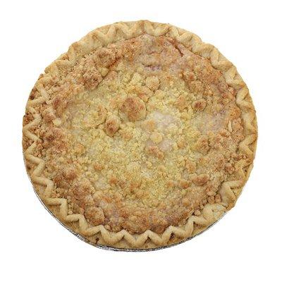 """8"""" Apple Cranberry Crumb Pie"""