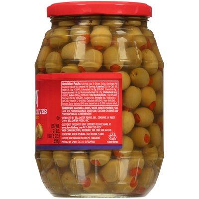 Lindsay Pimiento Stuffed Spanish Manzanilla Olives