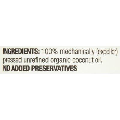 Spectrum Organic Unrefined Coconut Oil